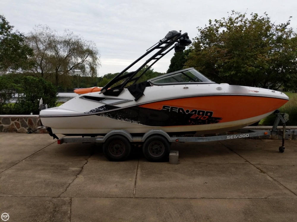 Sea-Doo Challenger 210SP 2011 Sea-Doo Challenger 210SP for sale in Mineral, VA