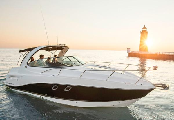 Rinker 310 Express Cruiser Manufacturer Provided Image