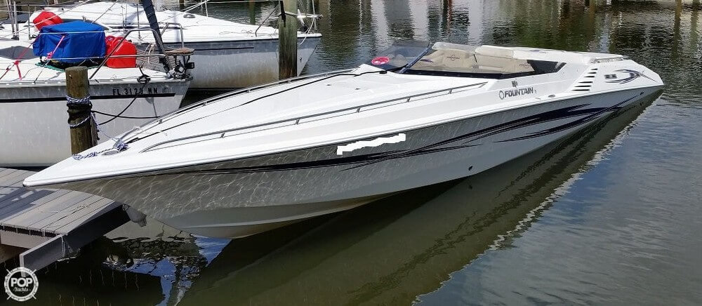 Fountain 35 Executioner 2006 Fountain 35 Executioner for sale in Fort Myers, FL