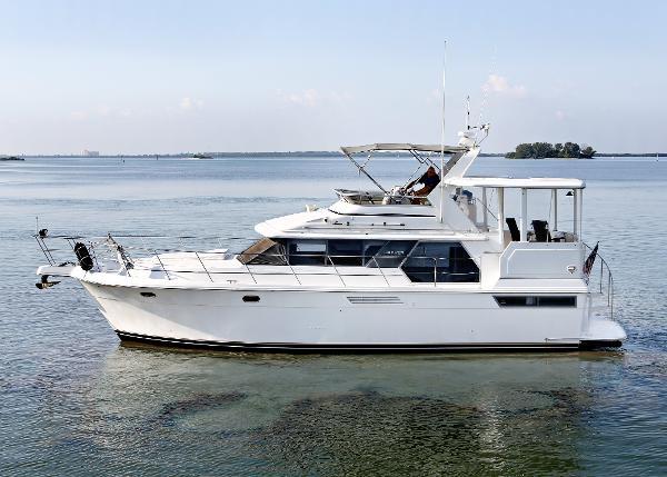Carver 440 Aft Cabin Motor Yacht 1996 Carver 44 Aft Cabin