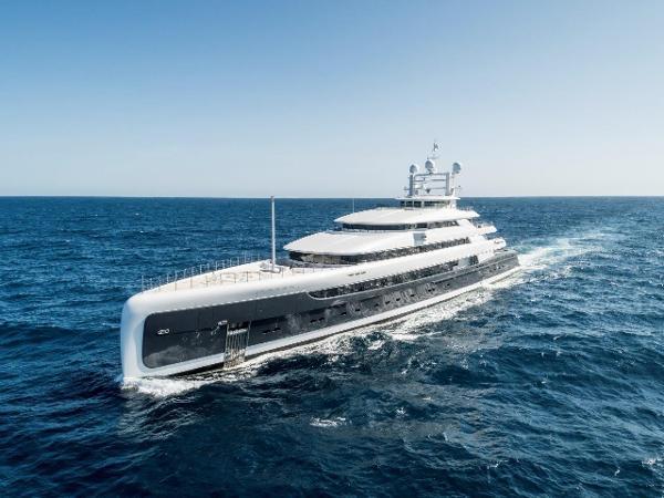 Pride Mega Yachts 88.5m