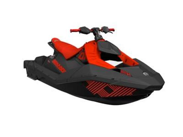 Sea-Doo Spark® Trixx™ 3-up Rotax® 900 H.O. ACE™ IBR
