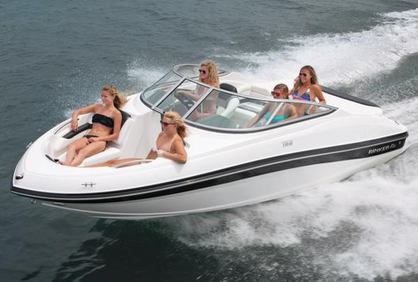 Rinker Captiva 196 BR Manufacturer Provided Image