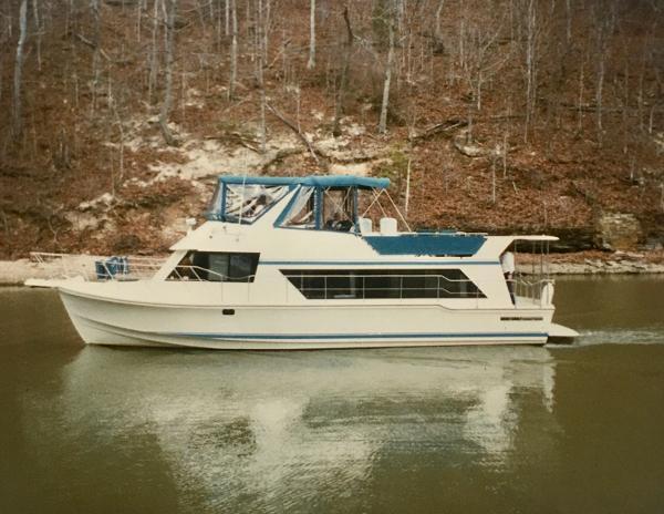 Harbor Master 450 Coastal Cruiser