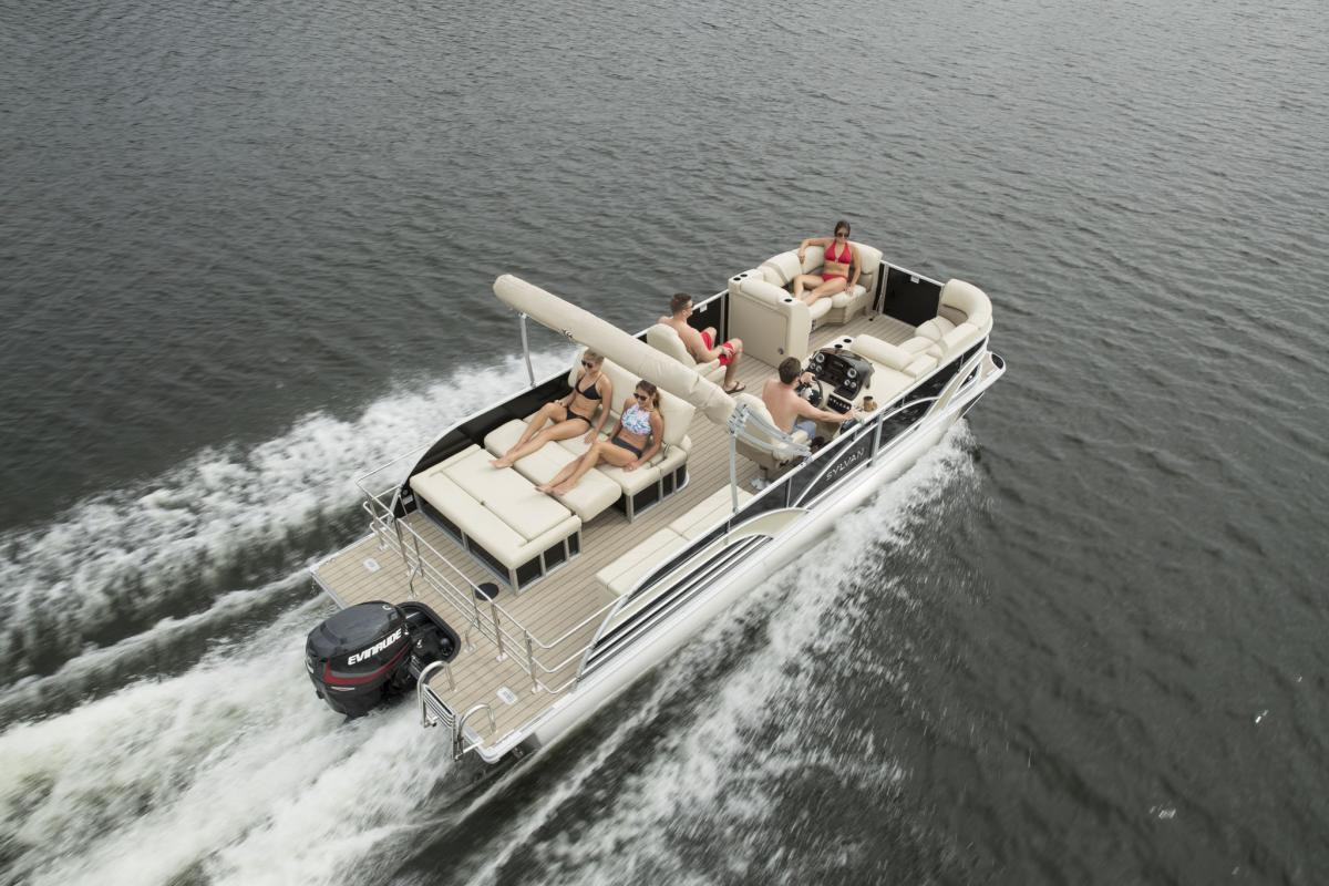 Sylvan Mirage Cruise LE 8522 DLZ Bar LE