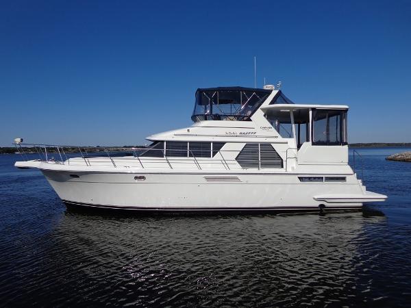 Carver 445 Aft Cabin Motor Yacht Exterior 1