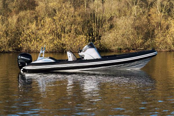 Cobra Ribs Nautique 7.7m Manufacturer Provided Image: Cobra Ribs Nautique 7.7m