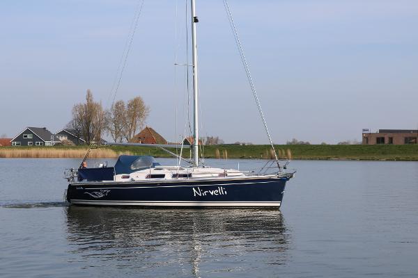 Hanse 315
