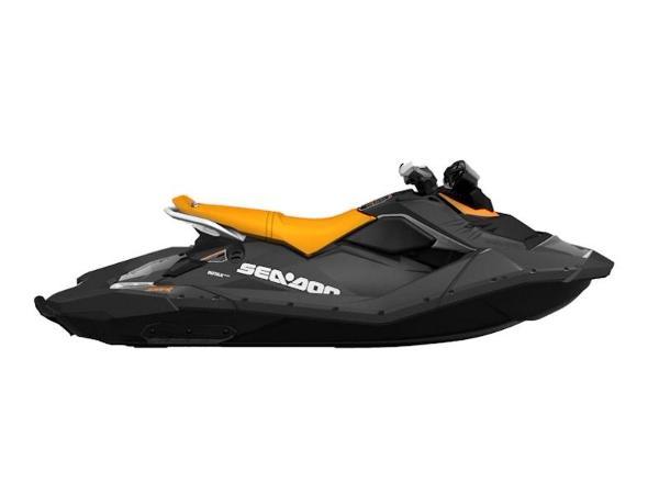 Sea-Doo Spark® 3-up Rotax® 900 ACE™ IBR & Sound System