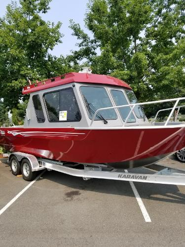 Rh Boats 22 Pro Cuddy