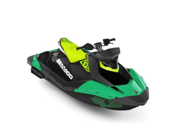 Sea-Doo SPARK 3UP TRIXX W/S