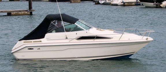 Sea Ray 220 Sundancer SEA RAY 220 Sundancer