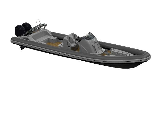 Cobra Ribs Nautique 9.2m Manufacturer Provided Image: Cobra Ribs Nautique 9.2m