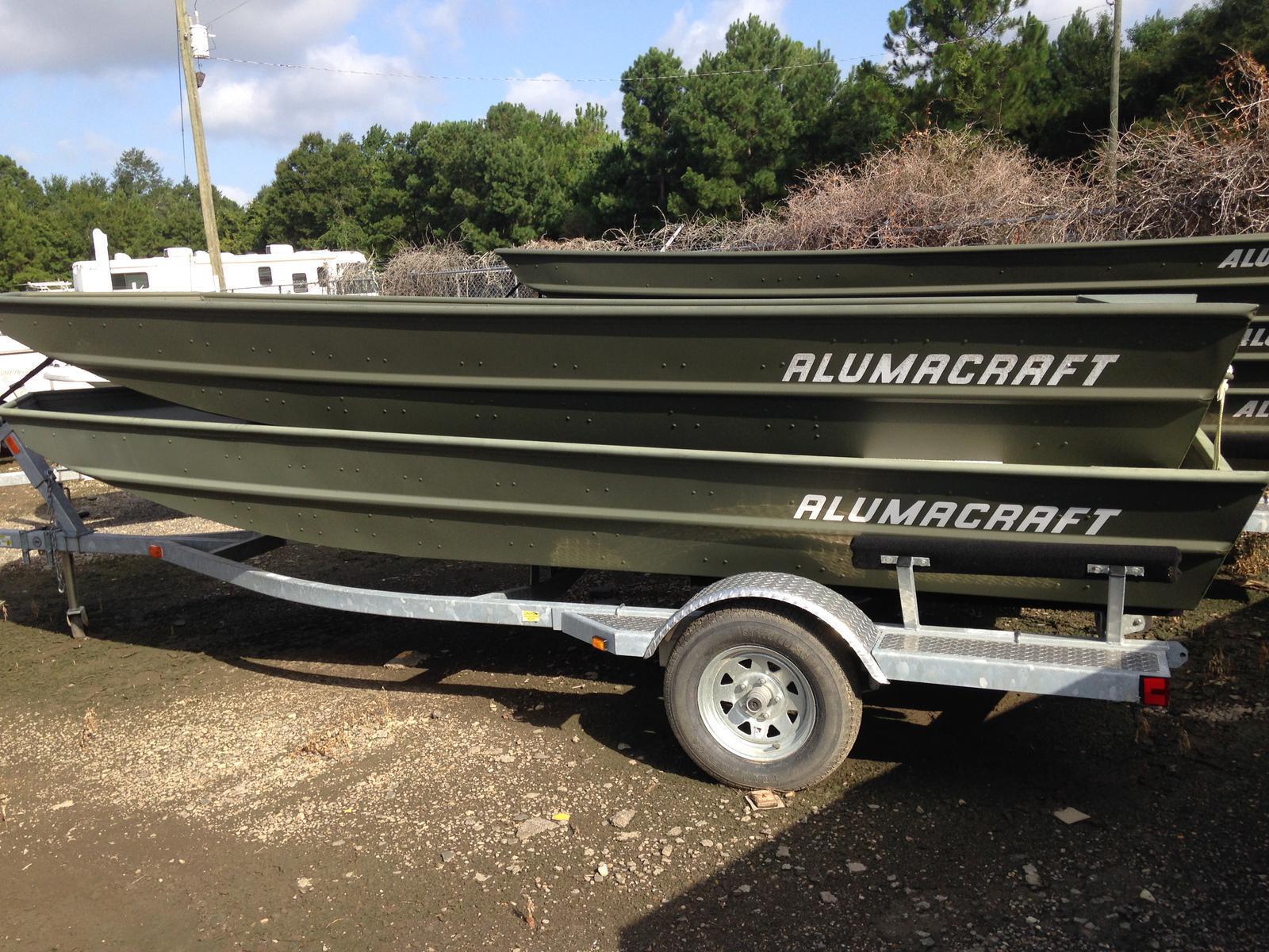 Alumacraft 1436 Lt