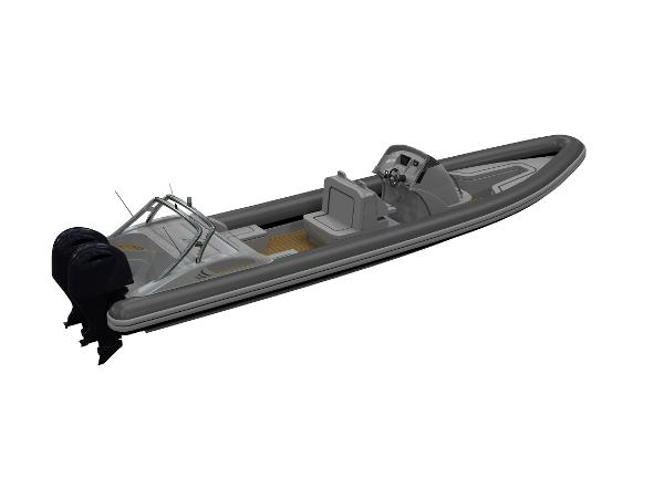 Cobra Ribs Nautique 9.7m Manufacturer Provided Image: Cobra Ribs Nautique 9.7m