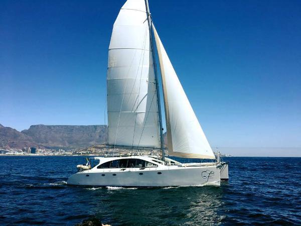 Dudley Dix DH550 Catamaran 2016 Dudley Dix DH550 Catamaran