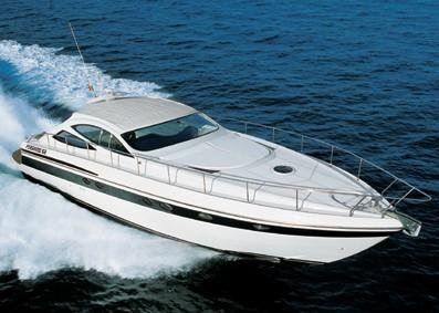Pershing 52 Manufacturer Provided Image