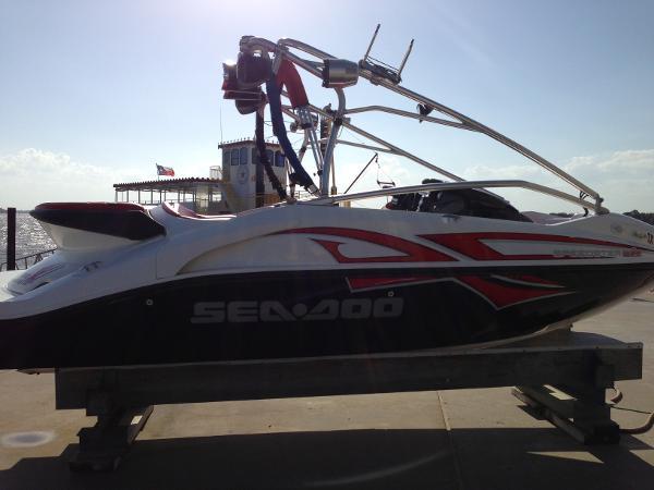 Seadoo Speedster 200 Wake