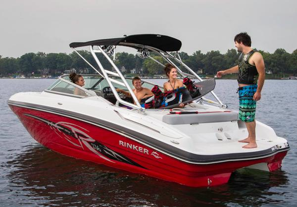 Rinker Captiva 236 BR Manufacturer Provided Image