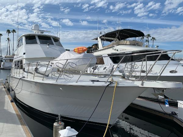 Hatteras Sport Fisher
