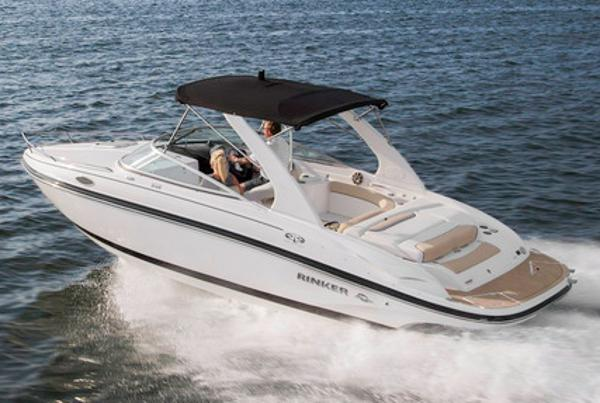 Rinker Captiva 246 CC Manufacturer Provided Image