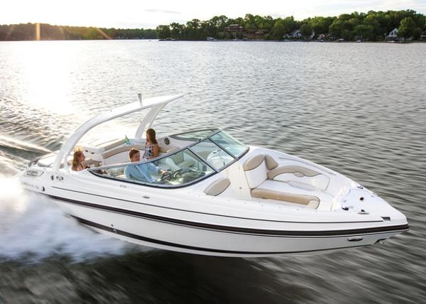 Rinker Captiva 276 BR Manufacturer Provided Image