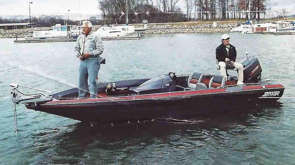Stryker 204 Bass Tournament Boat Brochure Picture
