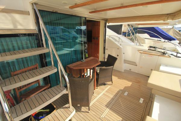 For sale Fairline Squadron 55