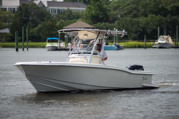 Scout 235 Sportfish