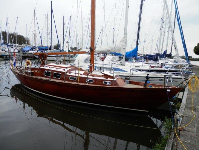 Klassieke R. Van De Stadt S-spant 10.25