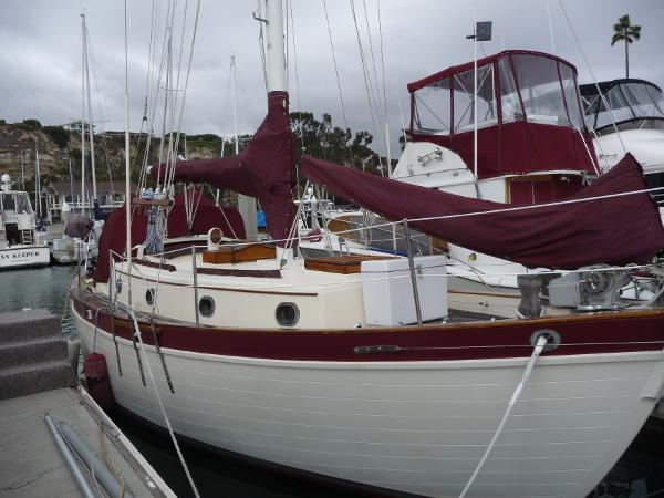 Pacific Seacraft Mariah 31'
