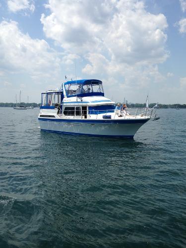 Kha Shing Overseas 37 Motoryacht