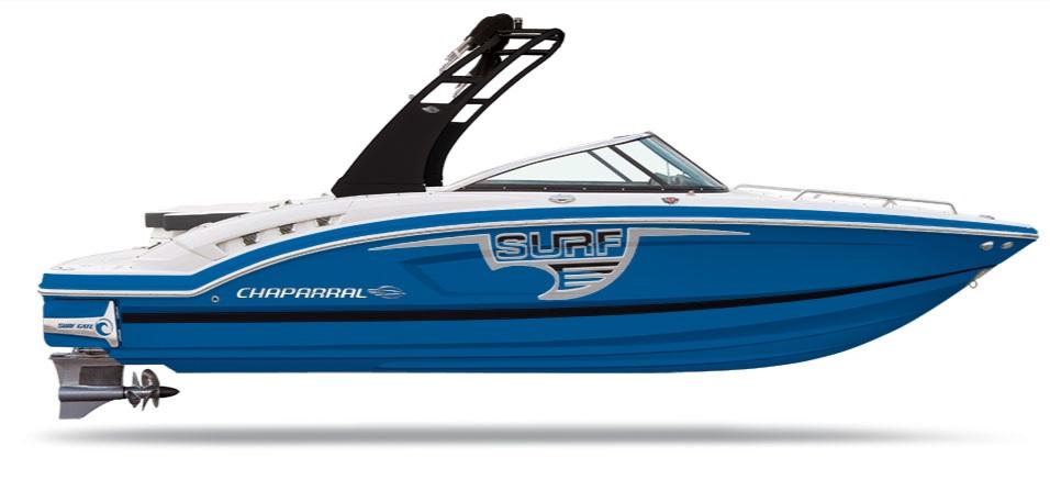 Chaparral 227 Surf SSX