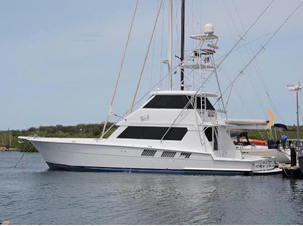 Hatteras EB Port Profile