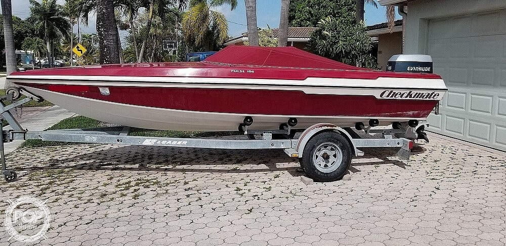 Checkmate Boats Inc Pulse 186 1990 Checkmate Pulse 186 for sale in Pompano Beach, FL