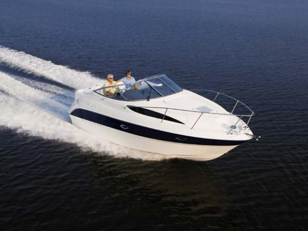 Bayliner 275 Manufacturer Provided Image