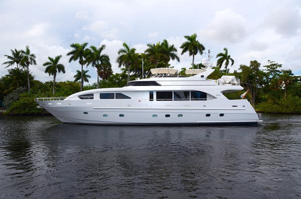 Intermarine RPH 95' Intermarine Motor Yacht CARPE DIEM