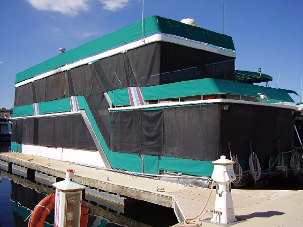 Lakeview Custom Houseboat