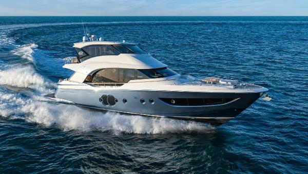 Monte Carlo Yachts MCY 70 Skylounge Manufacturer Provided Image