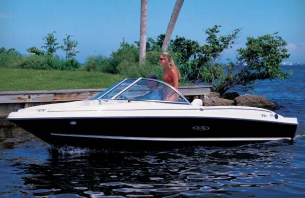 Sea Ray 175 Sport Manufacturer Provided Image