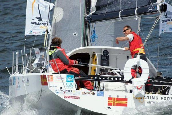 Kiwi 40 #2 - 2011 Normandy Channel Race