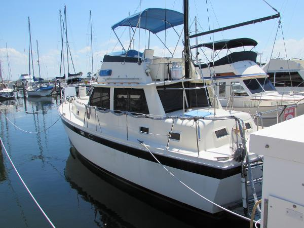 Gulfstar Mark 1 Trawler