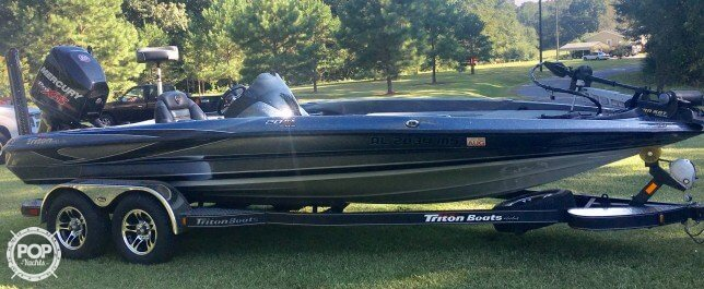 Triton TRX 20 2015 Triton 20 for sale in Kingston, GA