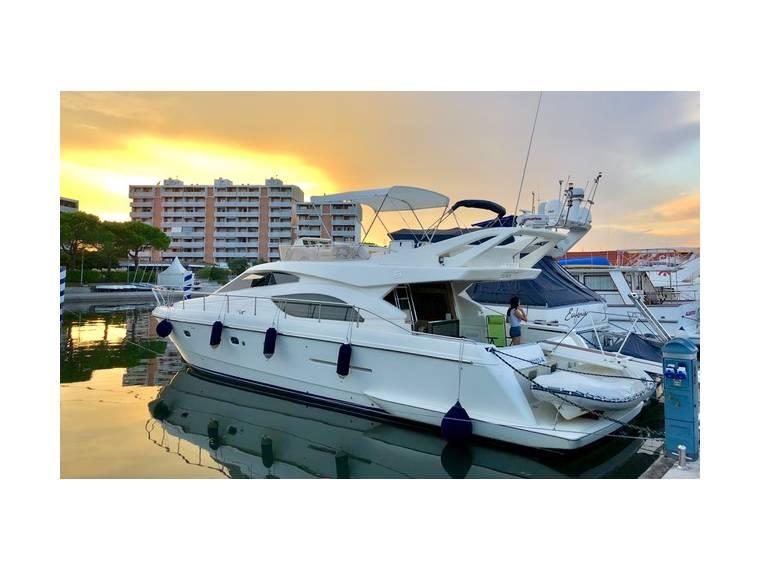 Ferretti Yachts Ferretti 53/530