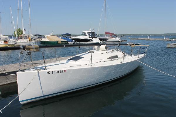 J Boats J/88 At Dock Summer 2020