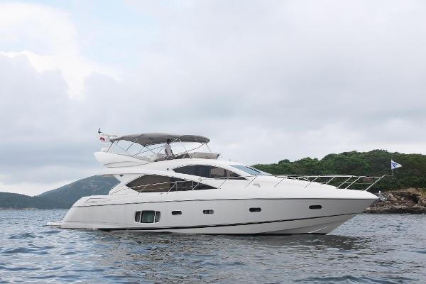 Sunseeker Manhattan 60 Sunseeker Manhattan 60 Profile