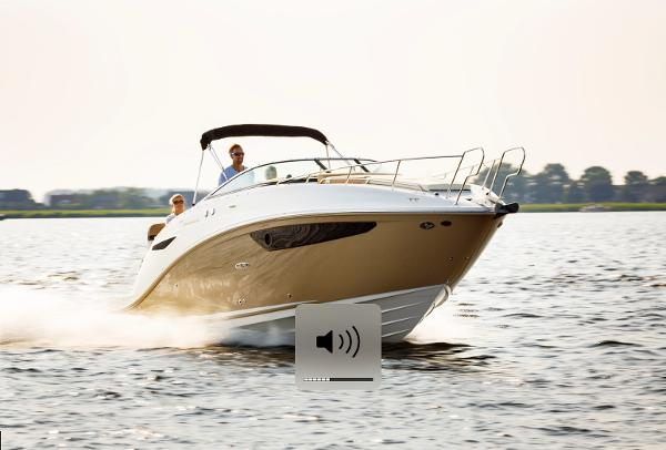 Sea Ray 265 Sundancer