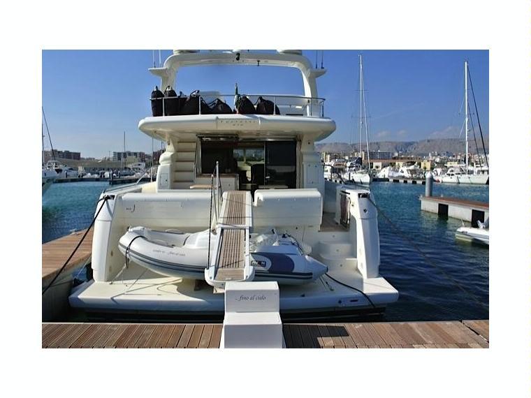 Ferretti Yachts FERRETTI 630 Ferretti 630