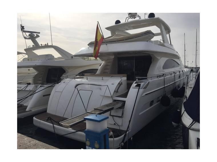 Astondoa Yachts ASTONDOA 82 GLX