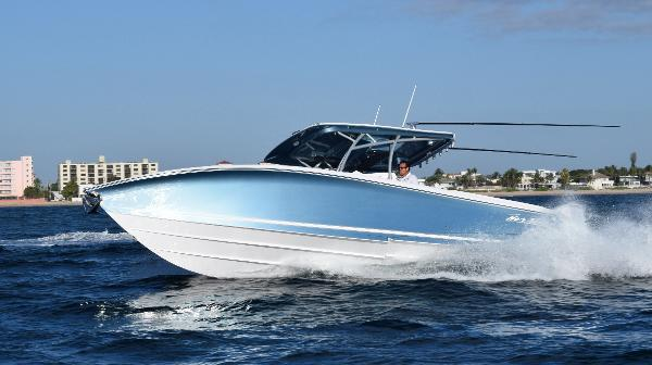 Nor-Tech Nortech 340 CROSSFISH Sport Open